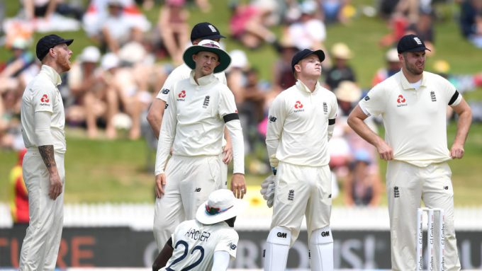 Watch: 'I can see why England feel aggrieved' – Taylor benefits from DRS confusion