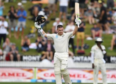 Tom Latham: New Zealand's man of the moment