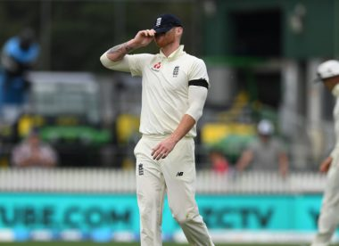 Ben Stokes suffers recurrence of left knee injury