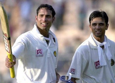VVS Laxman: A batsman of 'captivating splendour' – Almanack
