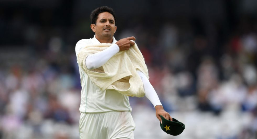 Mohammad abbas dropped
