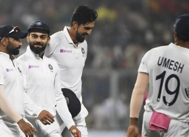 Virat Kohli, Ishant Sharma take India closer to victory