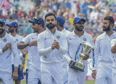 India's glorious home Test season: In numbers