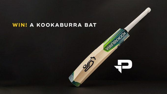 WIN! Kookaburra Kahuna cricket bat
