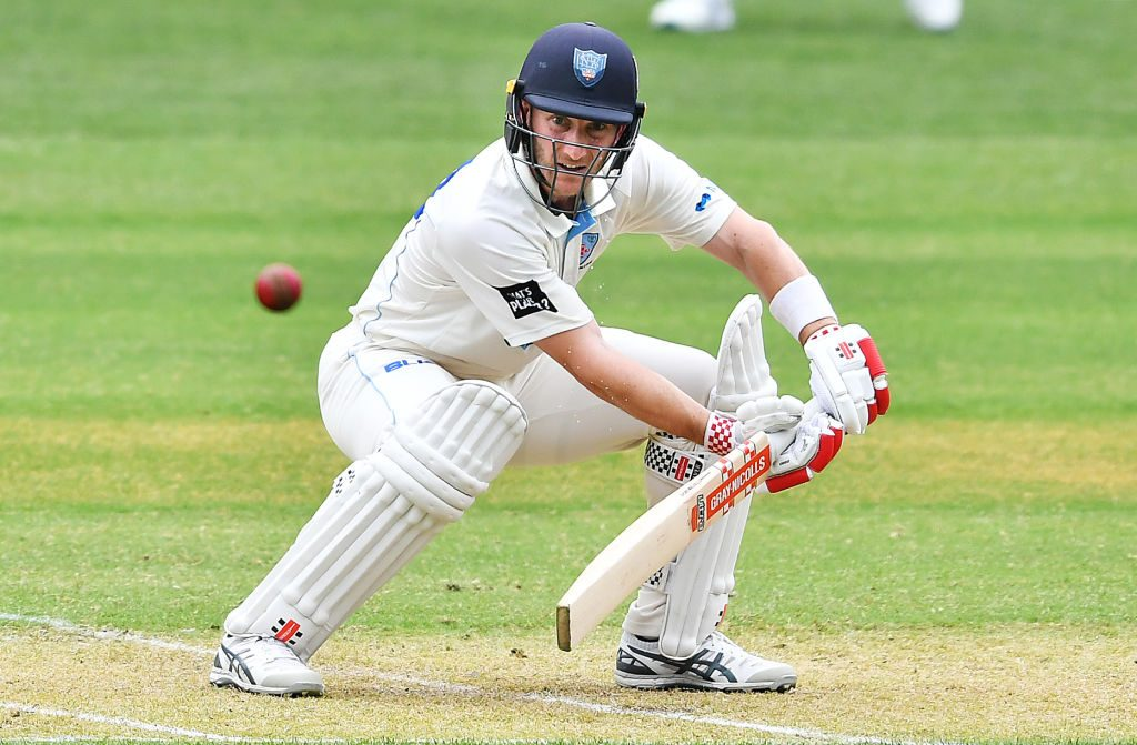 Peter Nevill is in the Sheffield Shield team of the week