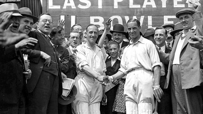 Percy Holmes: A first-class stalwart, and one half of a devastating pair – Almanack
