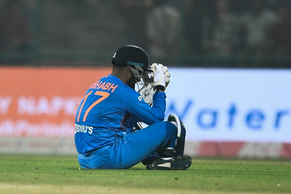 Rishabh Pant has underwhelmed in India colours