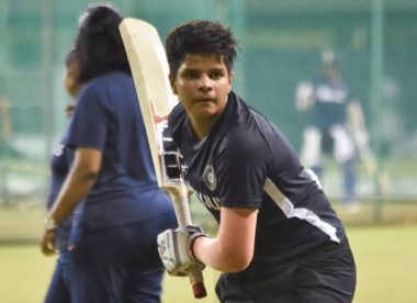 Who is teenage sensation Shafali Verma?