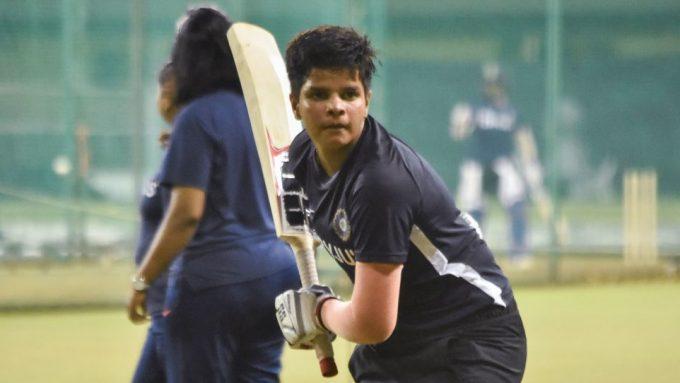 Who is teenage sensation Shafali Verma?