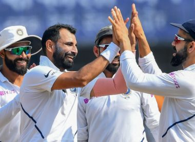 The big six: Shami stars as rampant India thump Bangladesh