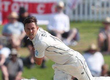 Trent Boult, Colin de Grandhomme ruled out of second Test with injury