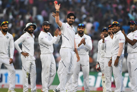 The big six: Ishant stars before Kohli and Pujara make hay