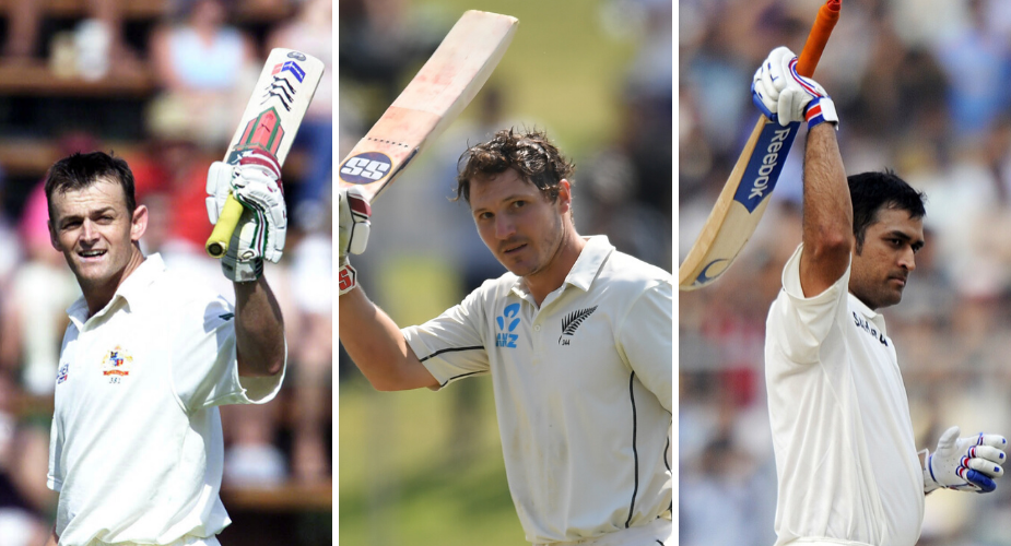 Wicket-keepers with Test double hundreds