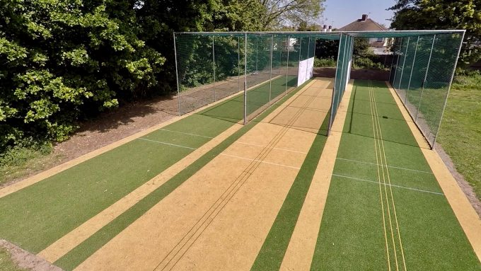It's a six! total-play launches three new ECB approved non-turf pitch systems