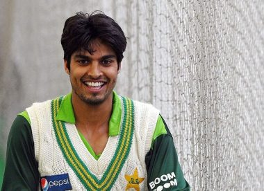 Pakistan international Umar Amin signs for club cricket team