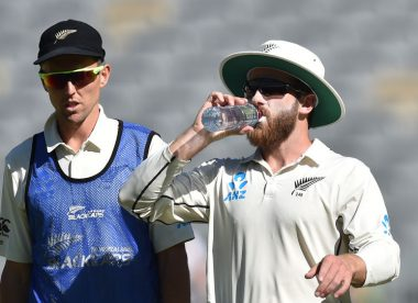Australian heat proves too much to bear for New Zealand