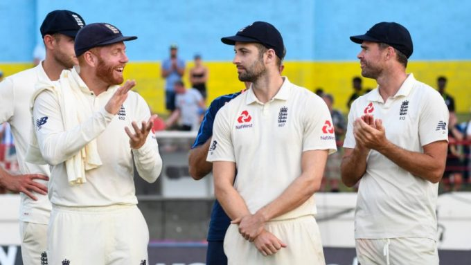Bairstow, Anderson & Wood recalled to England Test squad for tour of South Africa
