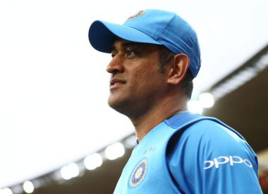 15 years of MS Dhoni: From long-haired destroyer to calculating genius