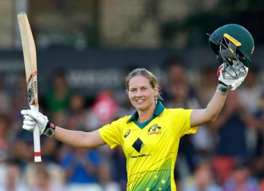 Women's innings of the decade, No.5: Lanning on a different plane