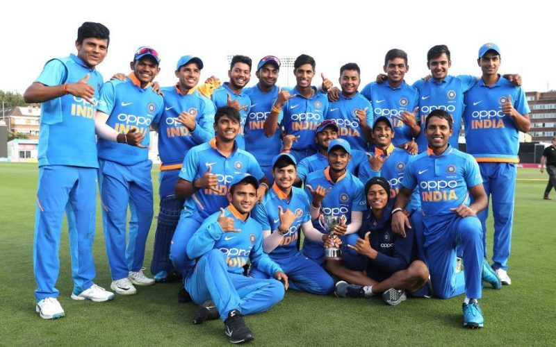 ndia U19 triumphed in the tri-series featuring Bangladesh and hosts England in July-August