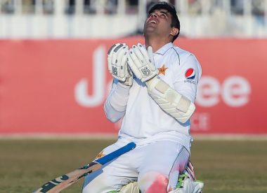 Stats: Abid Ali breaks records with debut Test ton for Pakistan against Sri Lanka