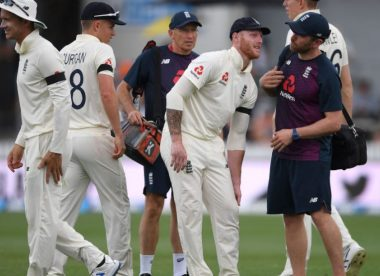 Ben Stokes 'fine to bowl' in South Africa