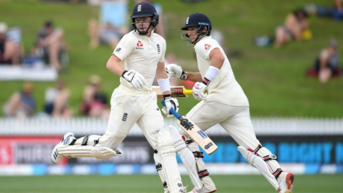 Ollie Pope takes the baton from battle-hardened Joe Root