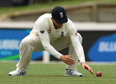 Watch: Nightmare Denly drop sums up England's morning