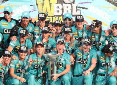 WBBL 2019 team of the tournament
