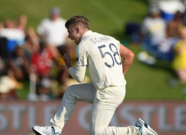 Should Sam Curran take the new ball? Wisden writers discuss
