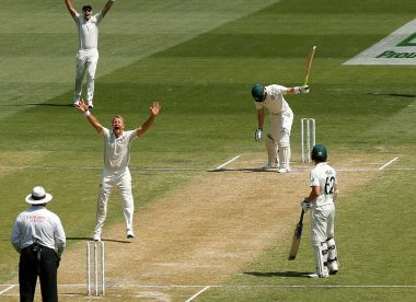 Paine's century wait continues after debatable DRS call