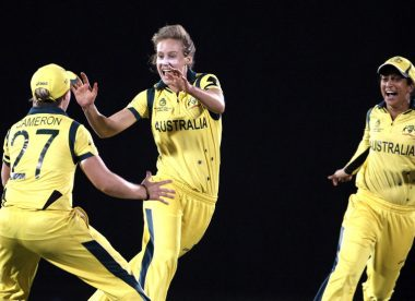 Women's spells of the decade, No.3: One-legged Perry wins Australia the World Cup