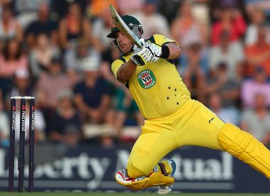 Men's T20I innings of the decade, No.3: Finch redefines what's feasible
