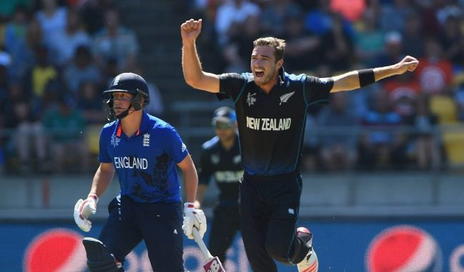 Tim Southee's magnificent seven