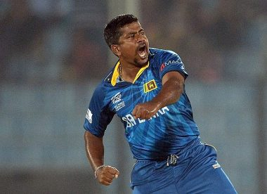Men's T20I spells of the decade, No.1: Rangana Herath spins circles around New Zealand