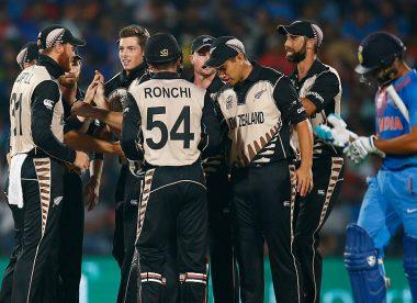 Men's T20I spells of the decade, No.5: Mitchell Santner's grand arrival