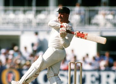David Boon: The legend with the heart of a racehorse – Almanack