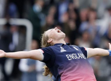 Women's spells of the decade, No.1: Shrubsole, the calmest woman in Lord's