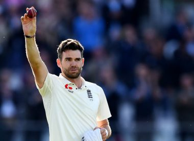 Six of the best: James Anderson's top Test spells