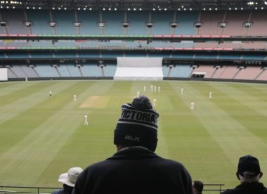 Life behind the bowler's arm: Meet The Purists, Victoria's most loyal fans