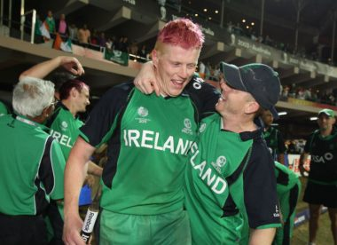 Men's ODI innings of the decade, No.3: Kevin O'Brien's Bengaluru blitz
