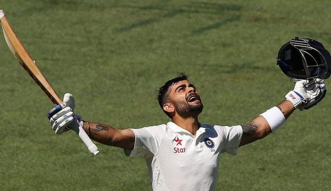 'Virat Kohli is the standout batsman of his generation'