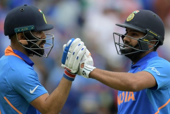 India stalwarts Rohit Sharma, Virat Kohli finish year in unique position