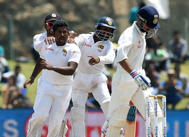 Men's Test spells of the decade, No.4: Rangana Herath weaves his magic against India