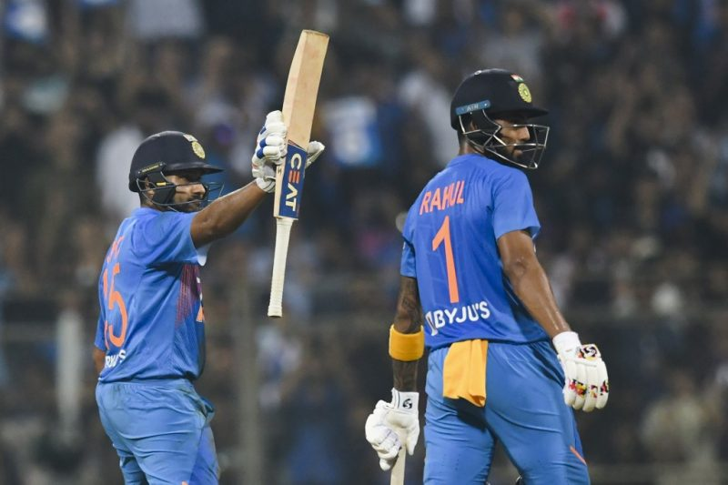 Rohit and Rahul laid a perfect foundation for the Virat Kohli storm
