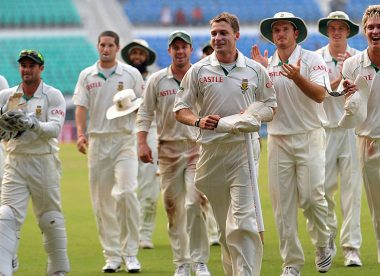 Men's Test spell of the decade, No.2: Dale Steyn delivers perfection in Nagpur