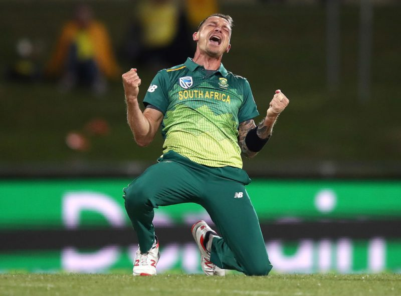 Dale Steyn became Islamabad United's Platinum pick in the PSL 2020 Draft.