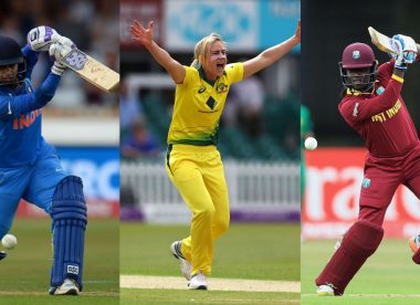 Wisden's women's team of the decade
