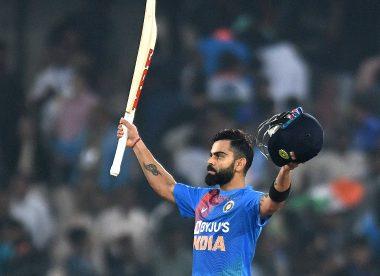 First scratchy, then majestic – a Virat Kohli masterclass