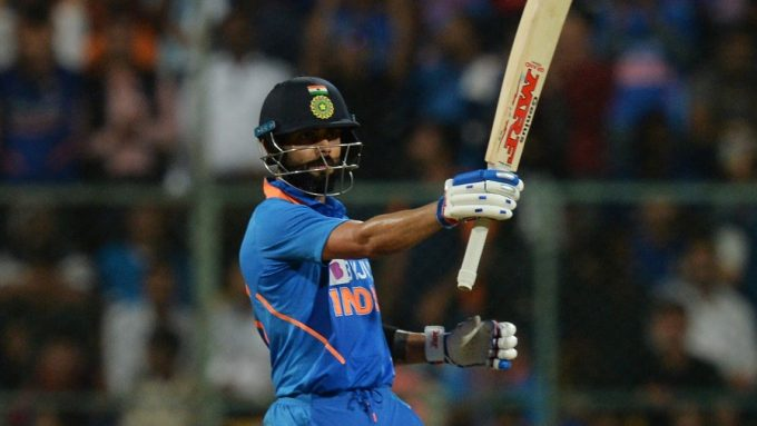 Stats: Kohli becomes fastest to 5,000 runs as ODI captain